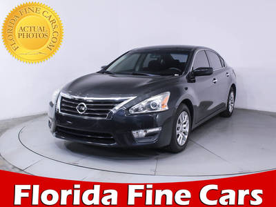 Used NISSAN ALTIMA 2013 MIAMI S