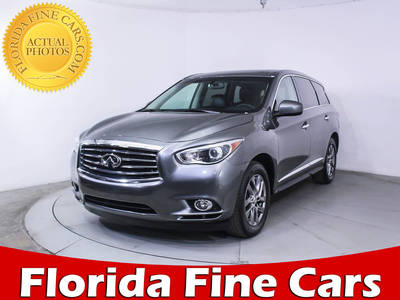 Used INFINITI QX60 2015 MIAMI Awd