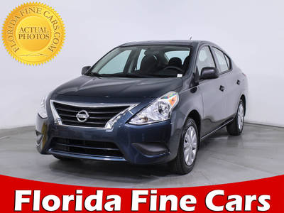 Used NISSAN VERSA 2015 HOLLYWOOD S