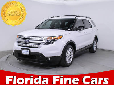 Used FORD EXPLORER 2015 MIAMI XLT