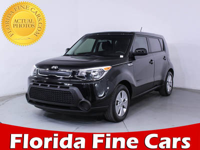 Used KIA SOUL 2016 HOLLYWOOD