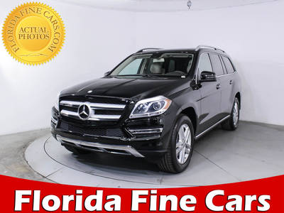 Used MERCEDES-BENZ GL-CLASS 2015 HOLLYWOOD GL450 4MATIC