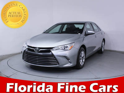 Used TOYOTA CAMRY 2016 MIAMI Le