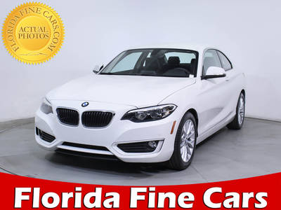 Used BMW 2-SERIES 2015 HOLLYWOOD 228I