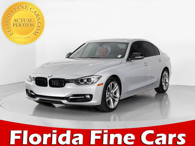Used BMW 3-SERIES 2015 WEST PALM 335I
