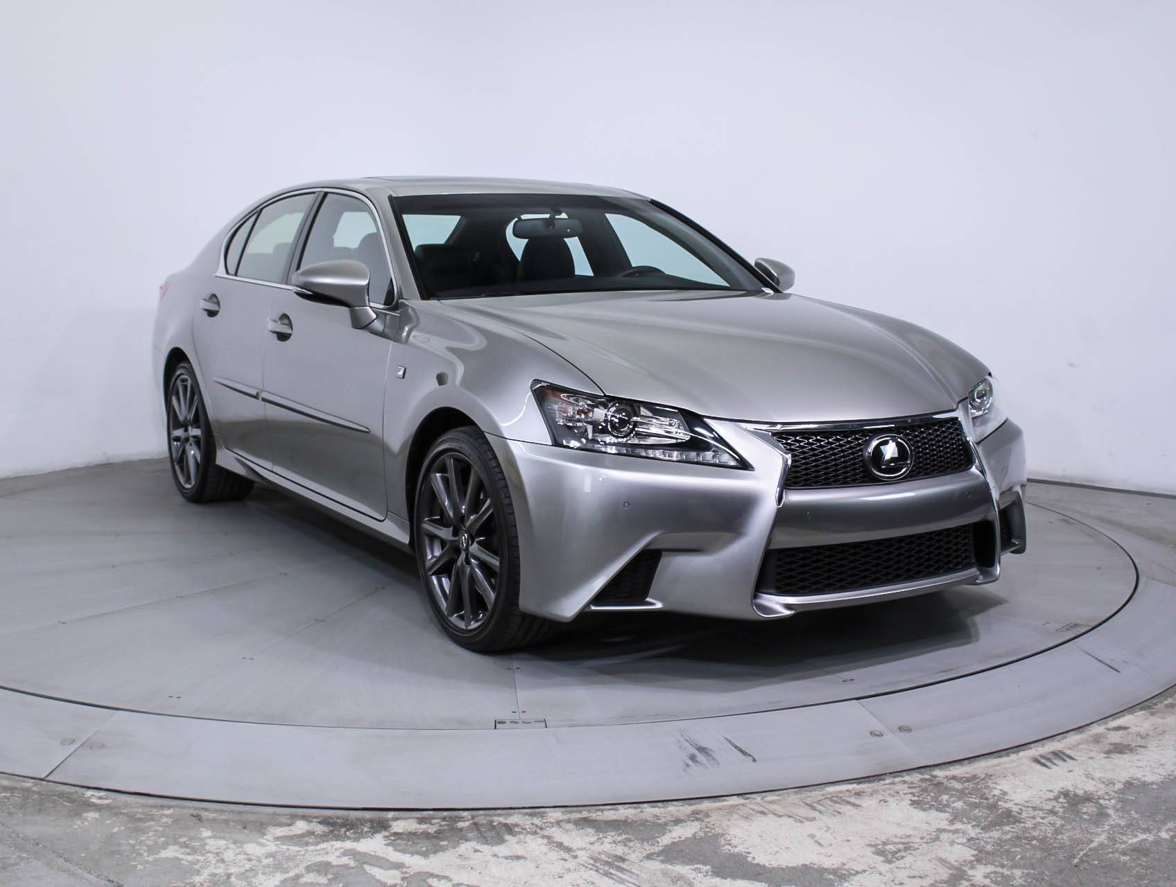 lexus f gs octane sport review