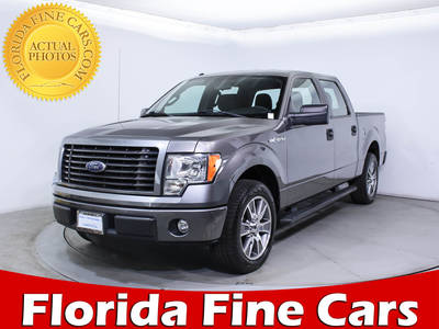 Used FORD F-150 2014 HOLLYWOOD Stx