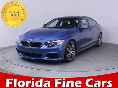 Used BMW 4-SERIES 2015 MARGATE 428i Gran Coupe Mspt