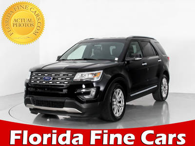 Used FORD EXPLORER 2017 MARGATE LIMITED