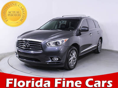 Used INFINITI QX60 2014 HOLLYWOOD