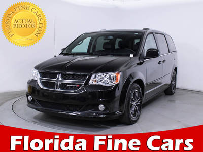 Used DODGE GRAND-CARAVAN 2017 MIAMI SXT