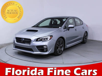 Used SUBARU WRX 2017 MIAMI Limited Awd