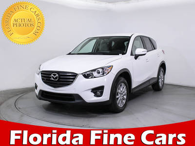 Used MAZDA CX-5 2016 MARGATE TOURING