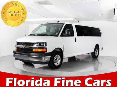 Used CHEVROLET EXPRESS 2017 WEST PALM LS