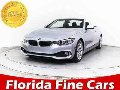 Used BMW 4-SERIES 2015 HOLLYWOOD 435I