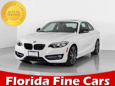 Used BMW 2-SERIES 2014 WEST PALM 228i Sport
