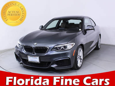 Used BMW 2-SERIES 2014 MIAMI 228i M Sport