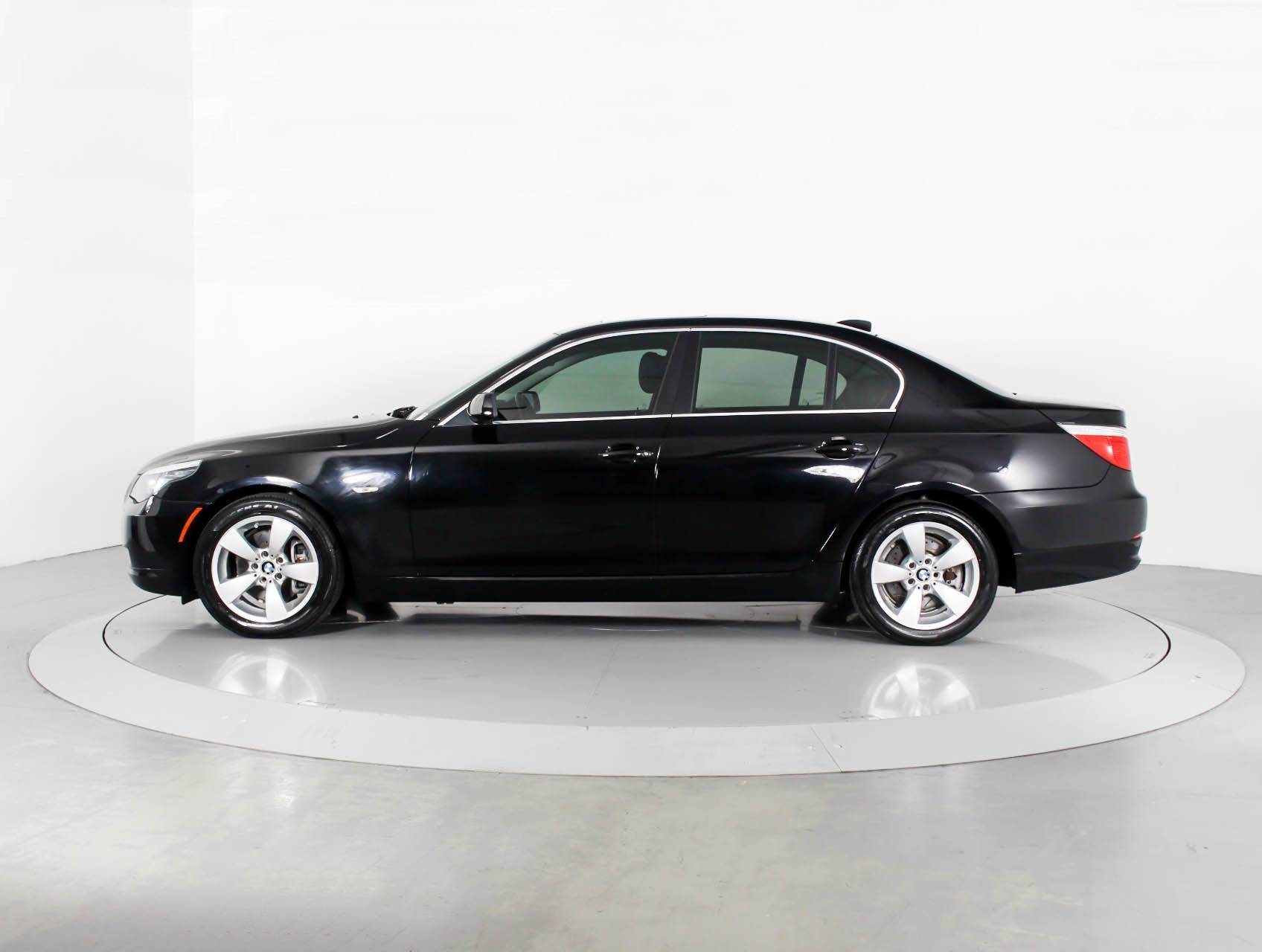 Used 2008 BMW 5 SERIES 528I Sedan for sale in WEST PALM FL