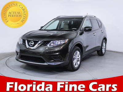 Used NISSAN ROGUE 2014 MARGATE Sv