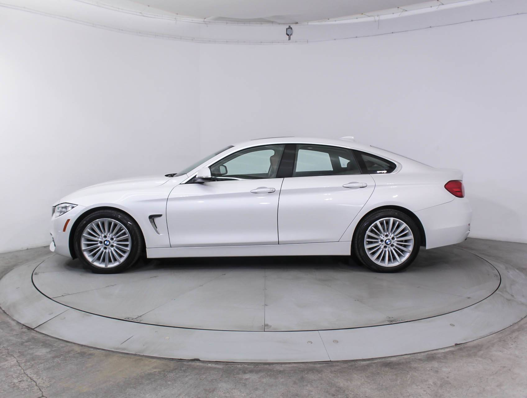 Used 2015 Bmw 4 Series 435i Gran Coupe Sedan For Sale In Hollywood Mineral Grey 428i Fl 88978 Florida Fine Cars