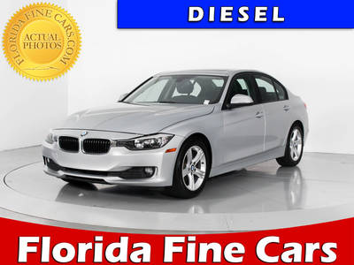 Used BMW 3-SERIES 2014 WEST PALM 328D