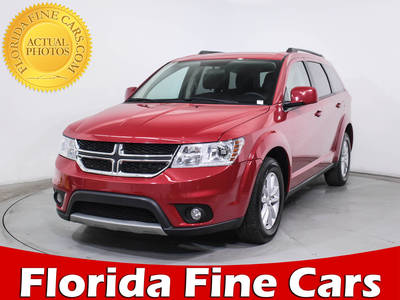 Used DODGE JOURNEY 2016 MIAMI SXT