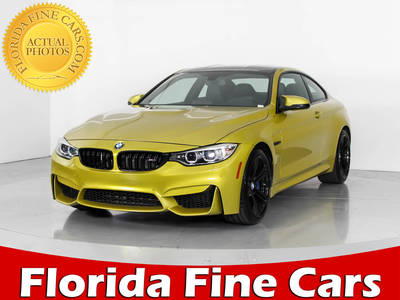 Used BMW M4 2016 WEST PALM