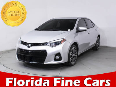 Used TOYOTA COROLLA 2016 MARGATE S Plus