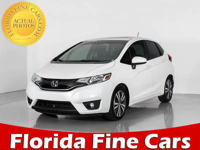 Used HONDA FIT 2015 WEST PALM EX-L