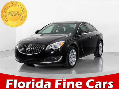 Used BUICK REGAL 2015 MIAMI TURBO