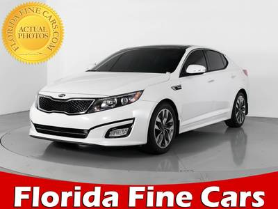 Used KIA OPTIMA 2015 MARGATE SX