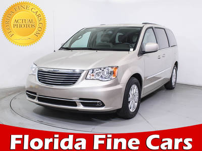 Used CHRYSLER TOWN-AND-COUNTRY 2016 MIAMI TOURING