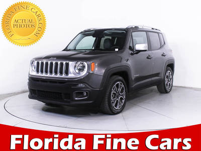 Used JEEP RENEGADE 2017 MIAMI LIMITED