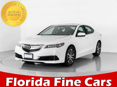 Used ACURA TLX 2016 MIAMI