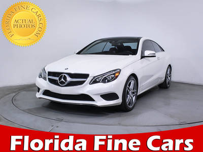Used MERCEDES-BENZ E-CLASS 2014 HOLLYWOOD E350