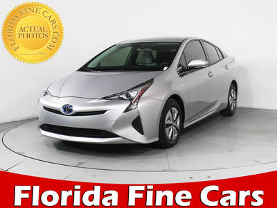 Used TOYOTA PRIUS 2016 MIAMI Two