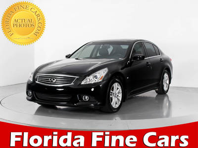 Used INFINITI Q40 2015 WEST PALM