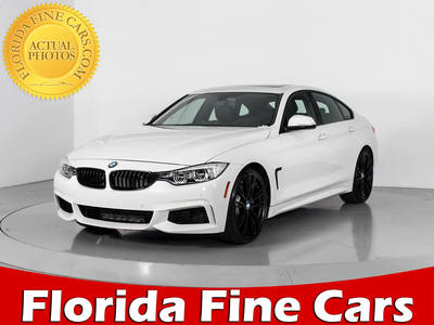 Used BMW 4-SERIES 2015 WEST PALM 428I GRAN COUPE M
