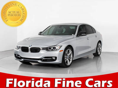 Used BMW 3-SERIES 2015 WEST PALM 335i Sport