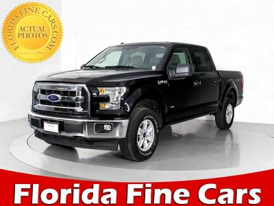 Used FORD F-150 2017 MARGATE Xlt 4x4