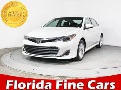 Used TOYOTA AVALON 2015 MARGATE Xle