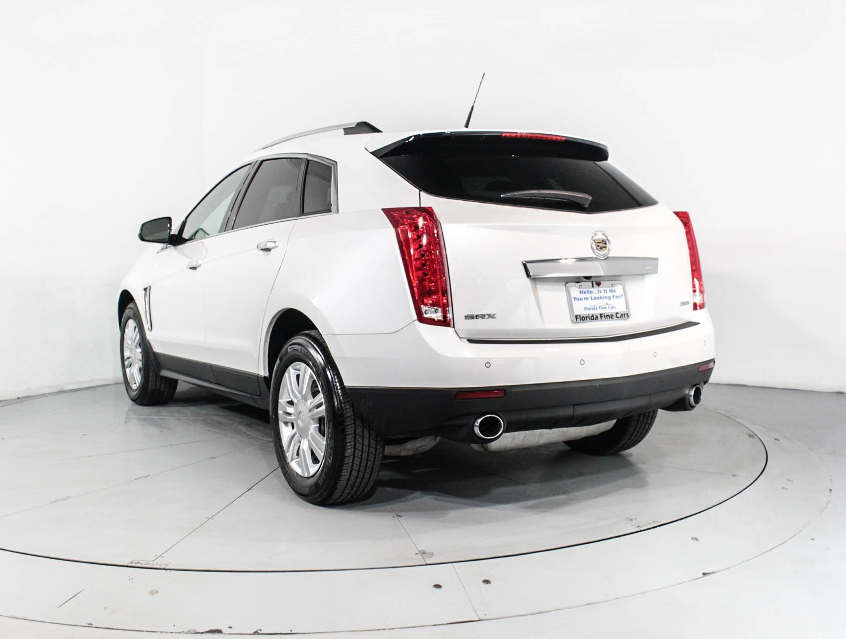 Used 2014 CADILLAC SRX LUXURY SUV for sale in MIAMI FL