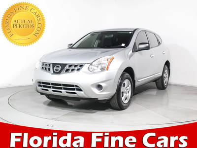 Used NISSAN ROGUE 2012 HOLLYWOOD S