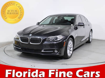 Used BMW 5-SERIES 2015 MARGATE 535I