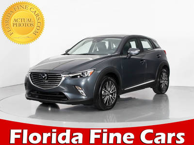 Used MAZDA CX-3 2016 WEST PALM GRAND TOURING