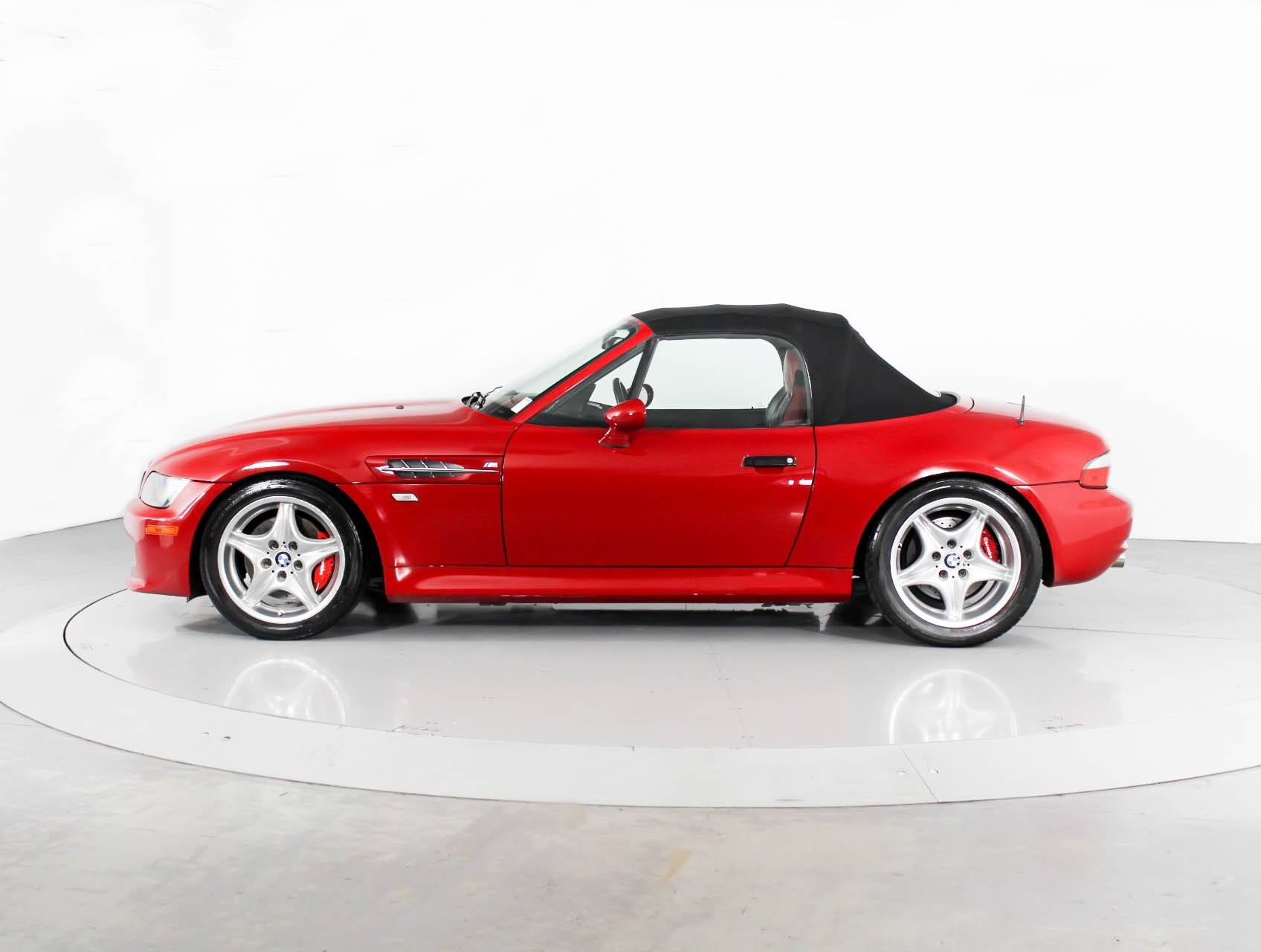 Used 2000 Bmw Z3 M Roadster Convertible For Sale In West