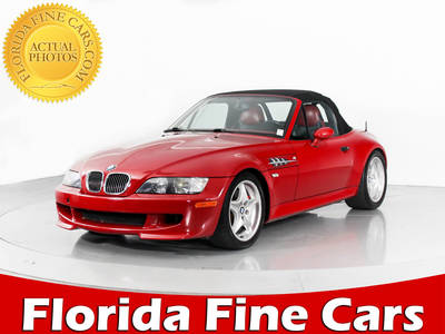 Used BMW Z3 2000 WEST PALM M ROADSTER