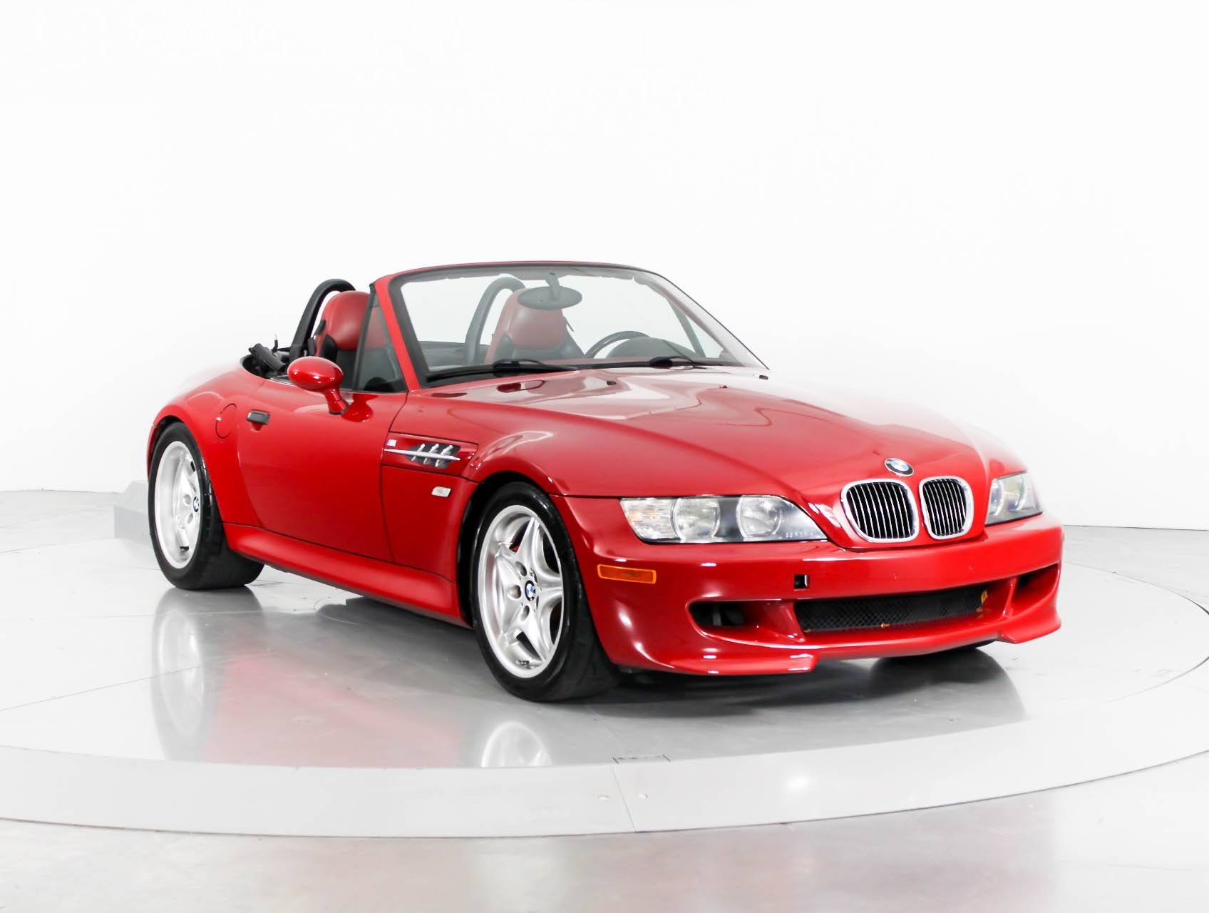Used 2000 Bmw Z3 M Roadster Convertible For Sale In