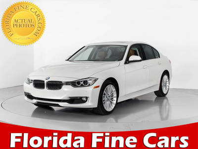 Used BMW 3-SERIES 2014 WEST PALM 335I XDRIVE