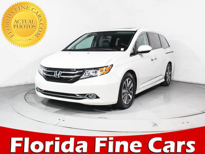 Used HONDA ODYSSEY 2014 MIAMI Touring Elite